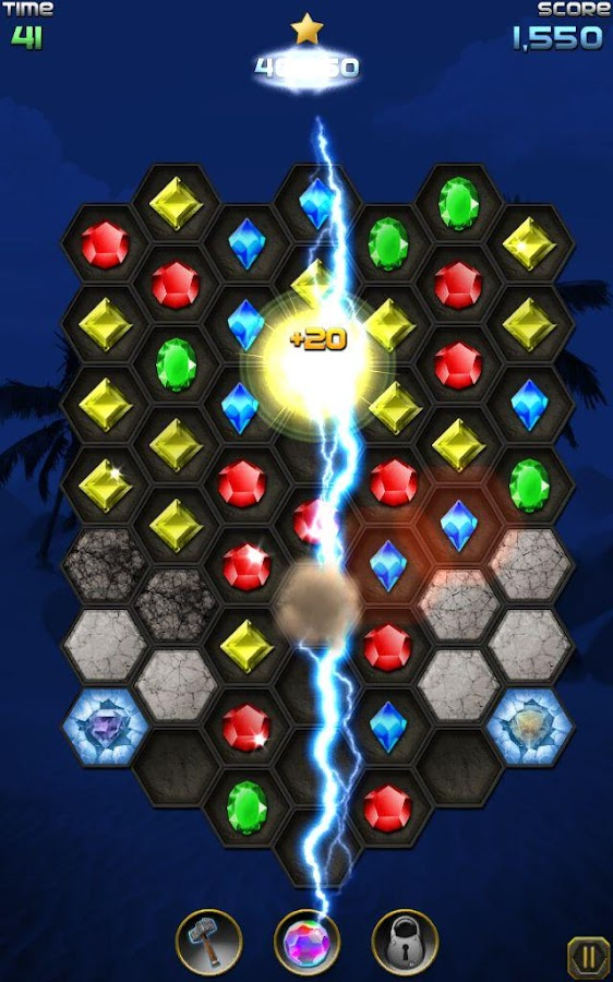 Crystal Storm - screenshot