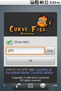GPS OnOff - screenshot thumbnail