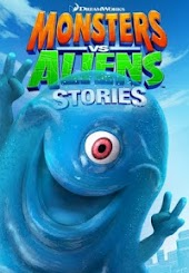 Dreamworks Monsters vs. Aliens Stories