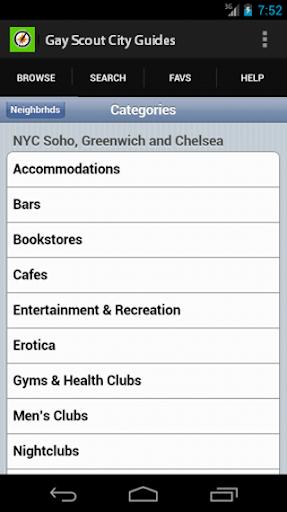 【免費旅遊App】Provincetown - Gay Scout 2013-APP點子