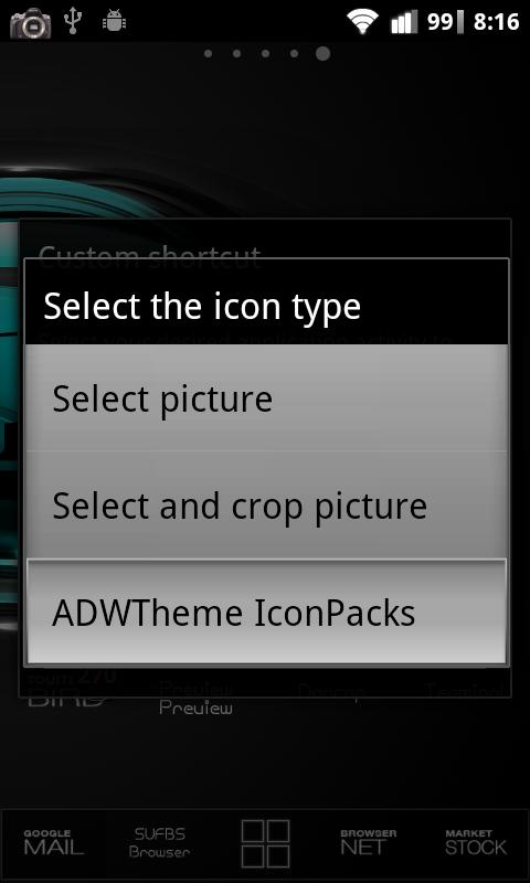 Text2Icon - screenshot