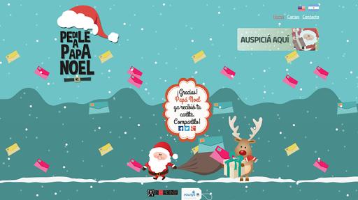 Pedile a Papa Noel .com|玩娛樂App免費|玩APPs