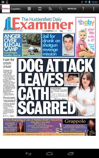 Huddersfield Examiner Daily