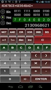 Hex Bin Dec Calculator