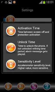 Simple Alarm System - screenshot thumbnail