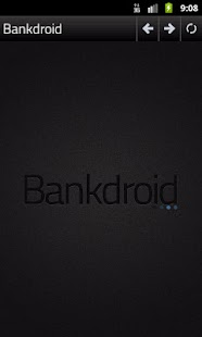 Bankdroid - screenshot thumbnail