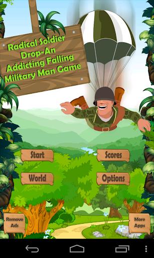 Radical Soldier Drop