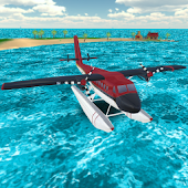 Download Android App Sea Plane Flight Simulator 3D for Samsung