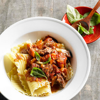 Beef and Carrot Ragu