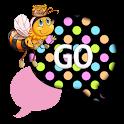 HoneyBee/GO SMS THEME icon