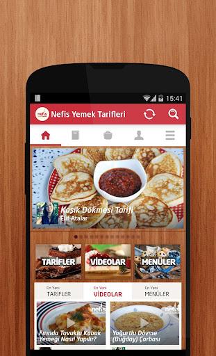 Nefis Yemek Tarifleri  screenshots 3