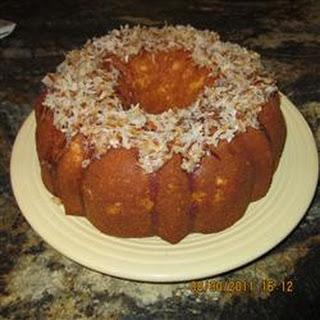 Pina Colada Cake III.