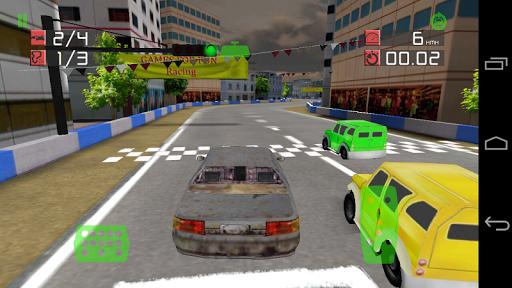 Damage Car Racing : Free