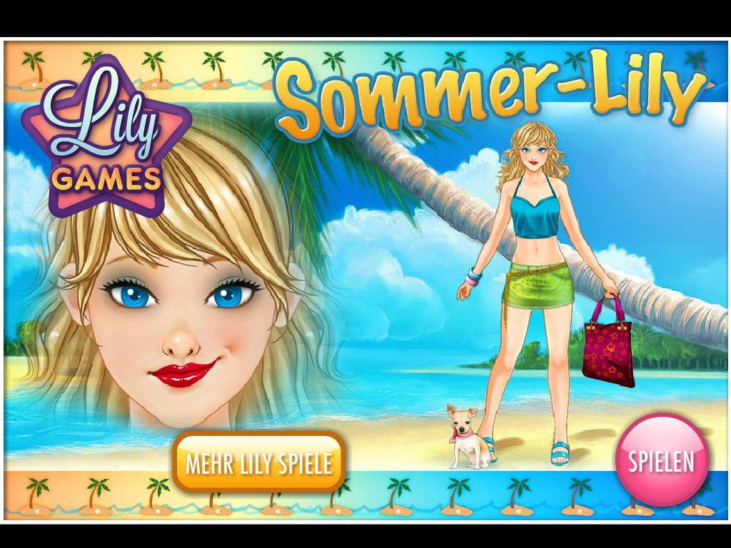 Summer Lily - screenshot