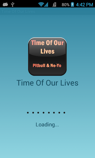 Pitbull Time of our Lives free