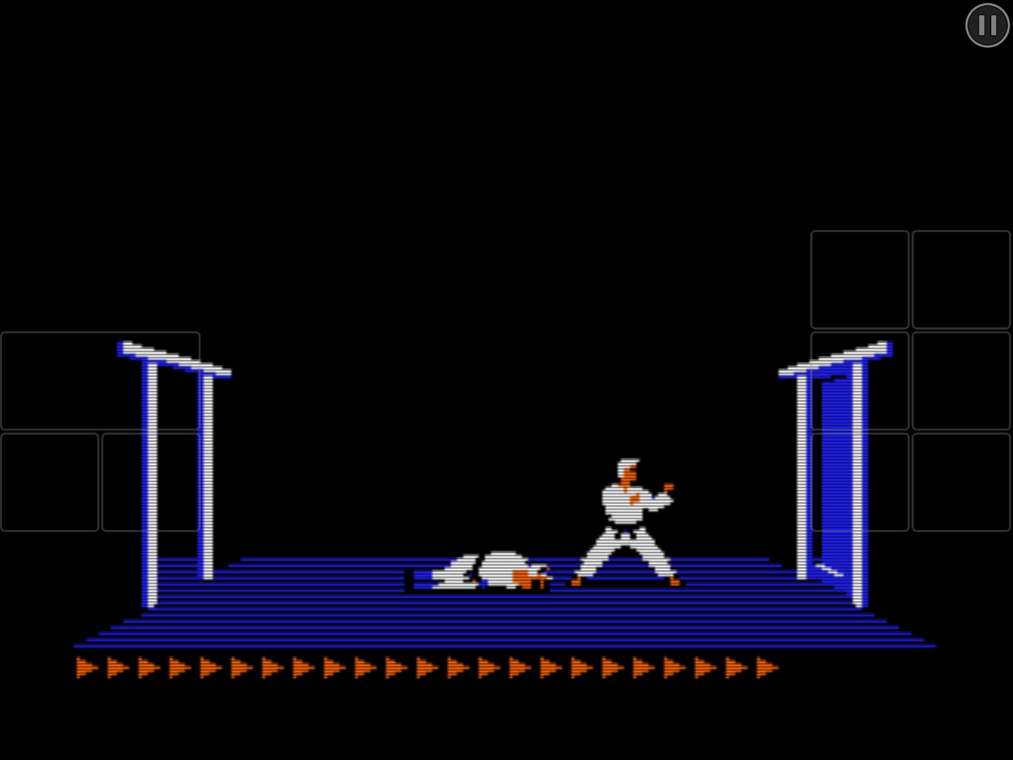 Karateka Classic screenshot #10