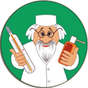 Doctor - kill angry bacillus icon