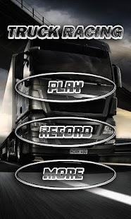 Truck Highway Racing