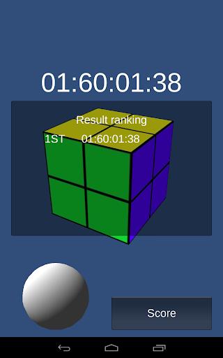 cube puzzle 3D 2*2 2.2 Windows u7528 2