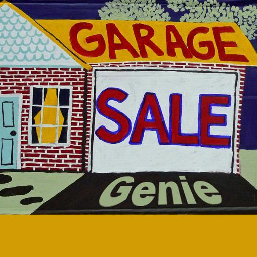 【免費購物App】Garage Sale Genie-APP點子
