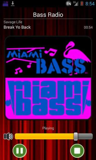 Miami Bass Radio