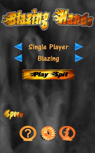 Blazing Hands - Spit Speed