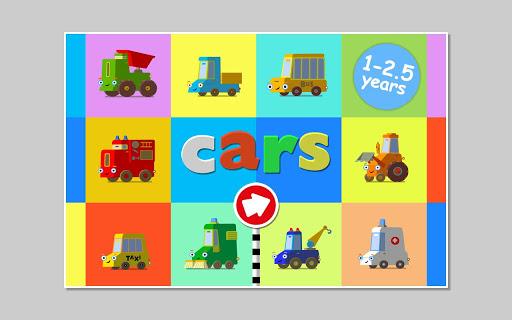 【免費教育App】Picture Book Cars-APP點子