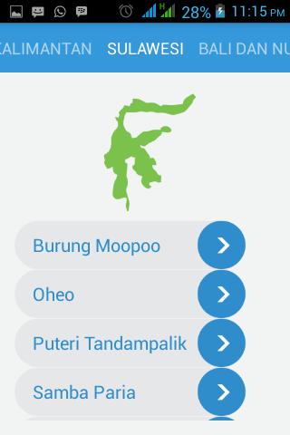 Ensiklopedia Cerita Rakyat  screenshots 4