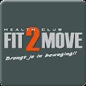 Healthclub Fit2Move icon