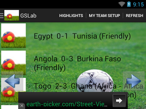 【免費運動App】Guadeloupe Football  2014/15-APP點子