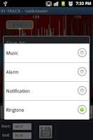 Screenshot of Ringtone Maker and cutter