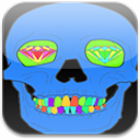Rave Skull Live Wallpaper APK