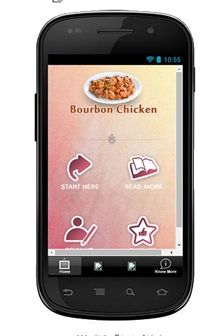 Bourbon Chicken Recipes Tip