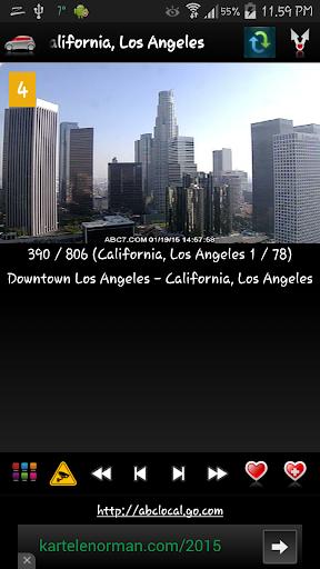 California Cameras - Traffic  screenshots 1