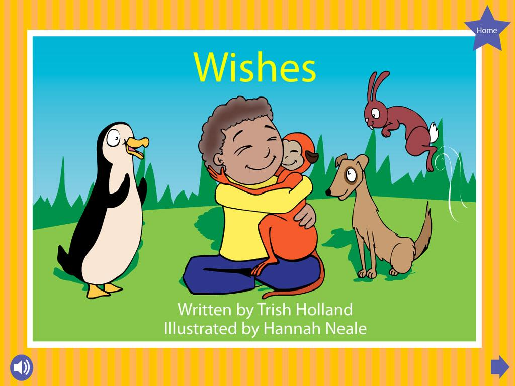 Wishes- screenshot