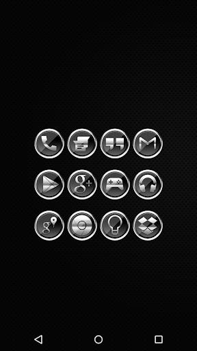 Platinum - Icon Pack