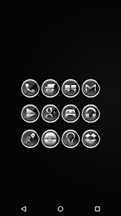 Platinum - Icon Pack- screenshot thumbnail