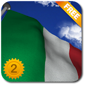 Italy Flag - LWP