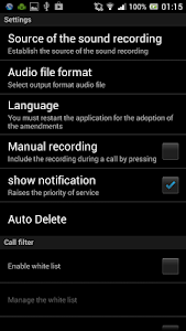 Call Recorder Elite v1.57