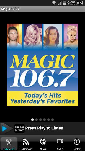 Magic 106.7 Music