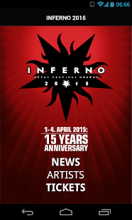 Inferno Festival 2016- screenshot thumbnail