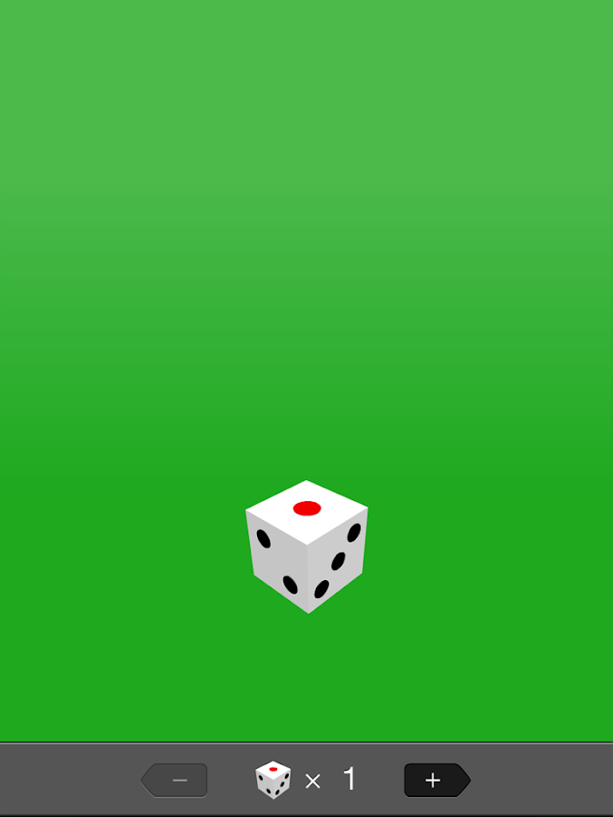 10 Dice Free- screenshot