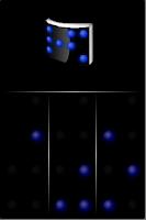 Screenshot of Binary Clock Lite