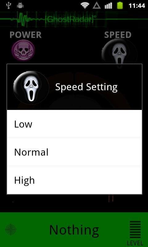 Ghost Detector - screenshot