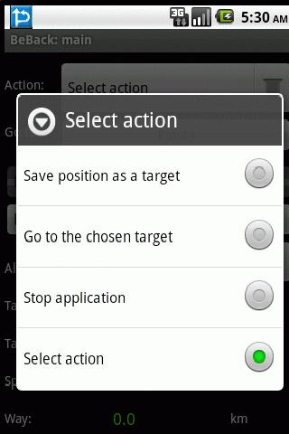 BeBack Free- screenshot