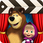 Masha and The Bear 3.3.0 Apk