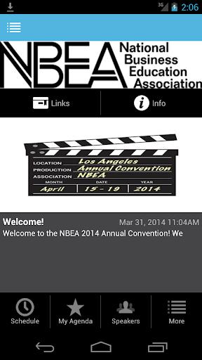 NBEA 2014 Convention