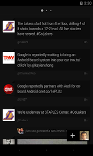 Carbon for Twitter - screenshot thumbnail
