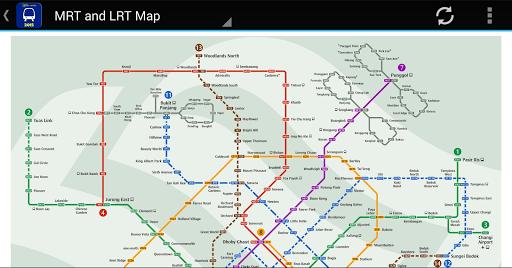 singapore mrt map 2017 pdf