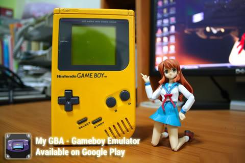 MyGBA - Gameboid Emulator screenshots